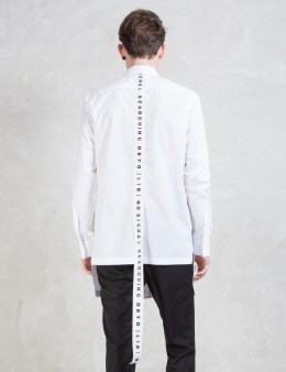 D BY D Back Letter Strap Shirt Picture