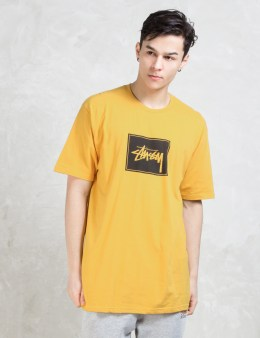 Stussy Stock Box T-Shirt Picture
