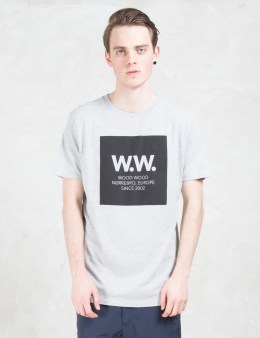 Wood Wood Square S/S T-shirt Picture
