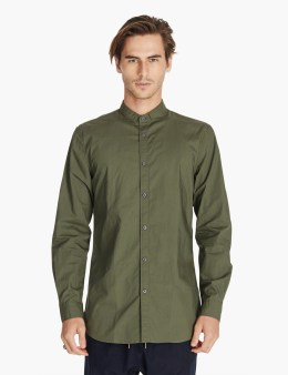 ZANEROBE Olive Tuck 7ft L/s Shirt Picture