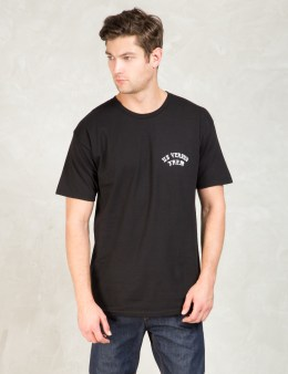 Us Versus Them Black Crosscut Gothic T-Shirt Picture