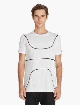 ZANEROBE White Bball Flintlock T-shirt Picture