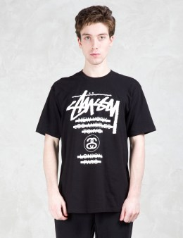 Stussy Wt Taped T-Shirt Picture