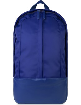 HAERFEST Blue Nylon Arch Backpack Picture