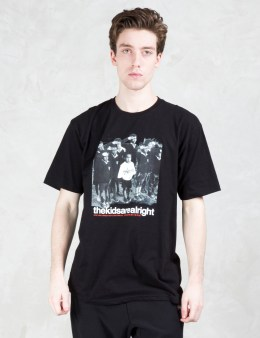Stussy The Kids Are Alright T-Shirt Picture