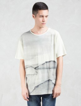 Nudie Jeans Water Colour Loose S/S T-Shirt Picture