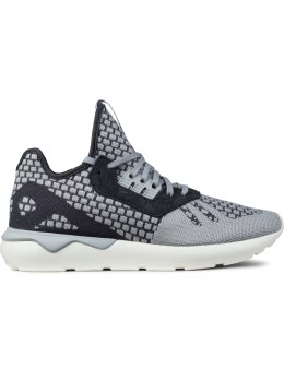 adidas Originals Mgh Solid Grey/mgh Solid Grey/dgh Solid Grey Tubular Runner Prime Knit Picture