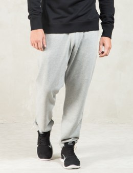 REIGNING CHAMP Grey Core Sweatpants Picture