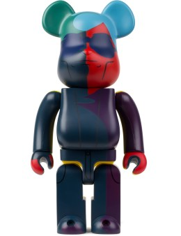 Medicom Toy Multicolor 400% Andy Warhol Be@rbrick Silkscreen Ver. Picture