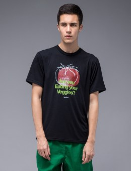 "Wild Things Veggies ""Tomato"" S/S Coolmax Print T-Shirt Picture"