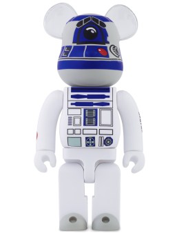 Medicom Medicom Toy 400% Bearbrick X Ana Star Wars R2-D2 Picture
