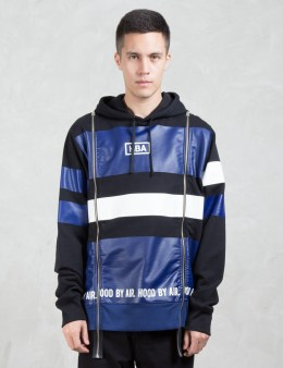 Hood By Air. Multistripe Zip Hoodie Picture