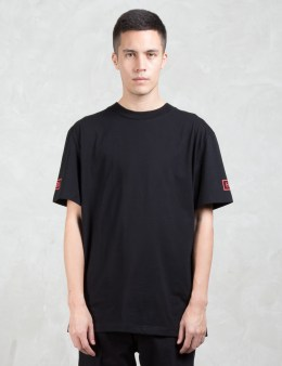 Hood By Air. Burnt S/S T-Shirt Picture