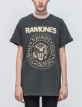 TOUR MERCH Ramones Distressed T-shirt Picutre