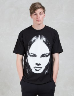 Black Scale Lady Ona S/S T-shirt Picture
