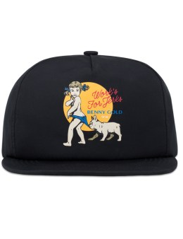 Benny Gold Don't Burn Snapback Cap Picture