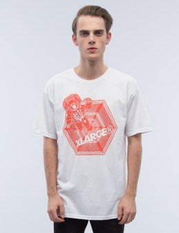 XLARGE Floating S/S T-Shirt Picture
