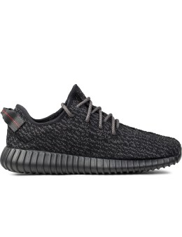 "adidas Adidas Yeezy Boost 350 ""Pirate Black"" Picture"