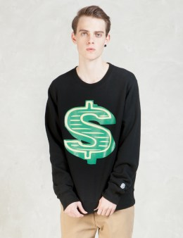 Billionaire Boys Club Og Dollar Logo Sweatshirt Picture
