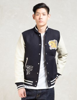 FUCT SSDD Navy Fuct Co.award Jacket Picture