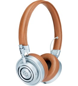 Master & Dynamic Brown MH30 On-Ear Headphones Picture