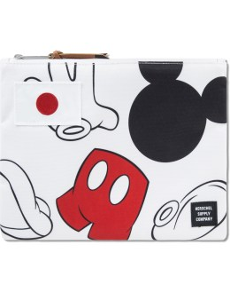 "Herschel Supply Co. Network Large ""Disney Collection"" Pouch Picture"
