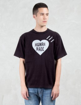 Human Made #1124 Heart T-shirt Picture