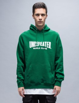 UNDEFEATED Green World Class Hood Picture
