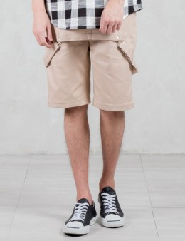 PUBLISH Aaden Overall Shorts Picture
