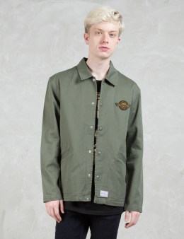 Benny Gold Route 16 Coach Jacket Picture