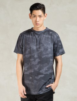 GRAND SCHEME Charcoal Ghost Gum S/S Tee Picture