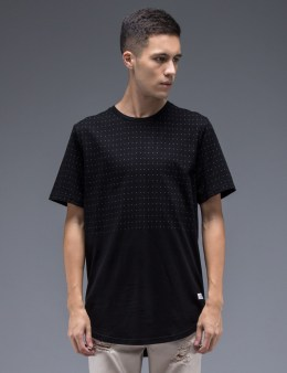 STAMPD Black S/S Dresden W/breach Print T-Shirt Picture