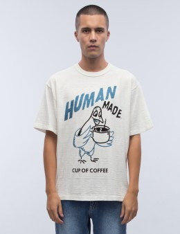 Human Made #1219 Cup Of Coffee S/S T-Shirt Picture