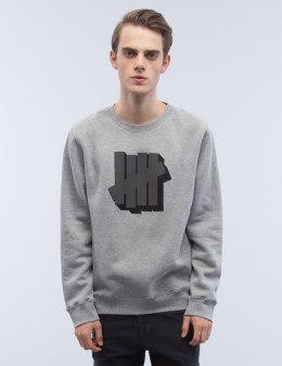 UNDEFEATED Shadowed Strike Crewneck Sweatshirt Picture