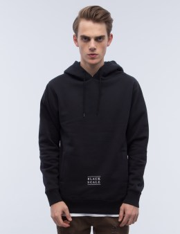 Black Scale Only The Strong Pullover Hoodie Picture