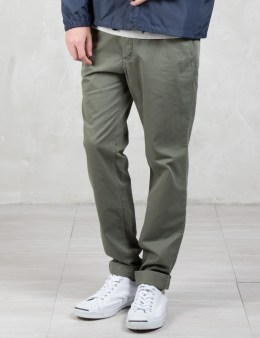 Norse Projects Aros Slim Light Twill Chinos Picture