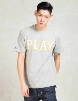 Play Cloths Grey Money Jack T-Shirt Picture