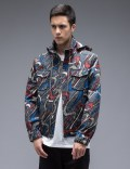 CARVEN Boomerang Hooded Jacket Picture