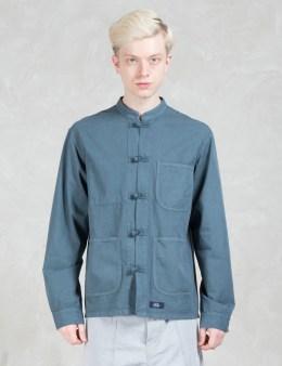 Bleu De Paname Kung Fu L/S Shirt Picture