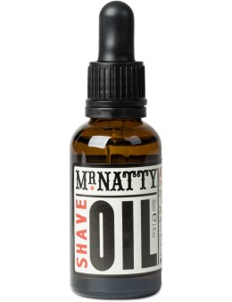 Mr.NATTY Shave Oil Picture