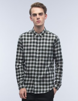 Head Porter Plus Tartan Check L/S Shirt Picture