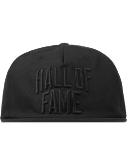 HALL OF FAME Black City Cap Picture