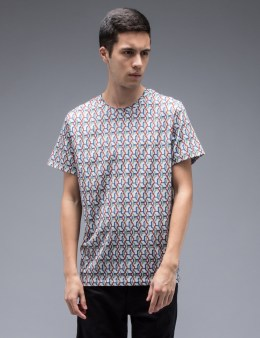 CARVEN Video Game Print S/S T-Shirt Picture