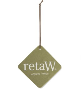 retaW Evelyn Fragrance Car Tag Picture