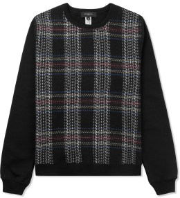 AMH Black Check Yourself Sweater Picture