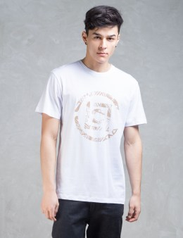 CLOT Pattern Logo T-shirt Picture