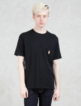 BlackEyePatch B Pocket T-Shirt Picture