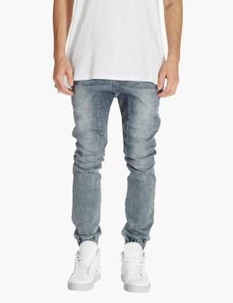 ZANEROBE Grey Slingshot Denimo Jeans Picture