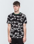 McQ Alexander McQueen McQ All Over Print S/S T-Shirt Picture