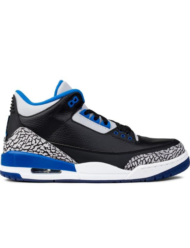 "Jordan Brand Air Jordan 3 ""Sport Blue"" GS"